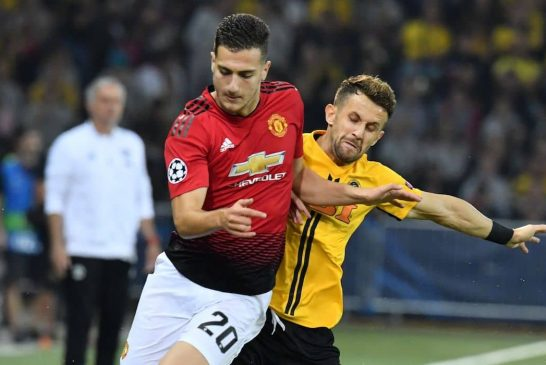Diogo Dalot confirms he will return to action against Crystal Palace