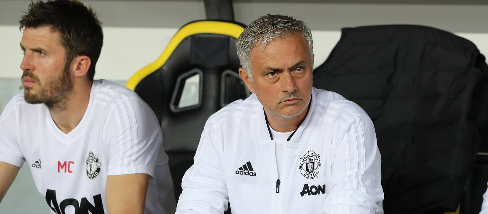 Jose Mourinho wants to sign a centre back and striker in January – report
