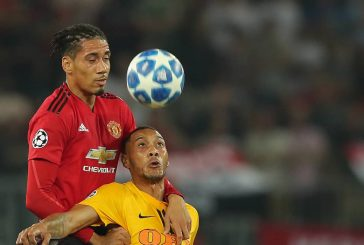 Jose Mourinho pleased with Chris Smalling and Victor Lindelof's defensive partnership