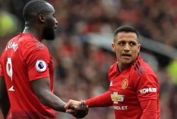 Manchester United fans want Alexis Sanchez to start up front against Juventus
