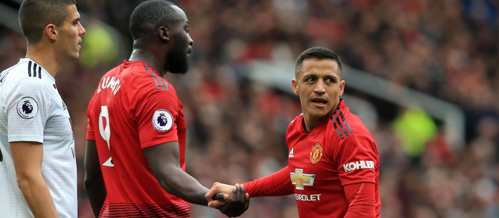 Ole Gunnar Solskjaer confirms Alexis Sanchez and Romelu Lukaku will start vs Reading