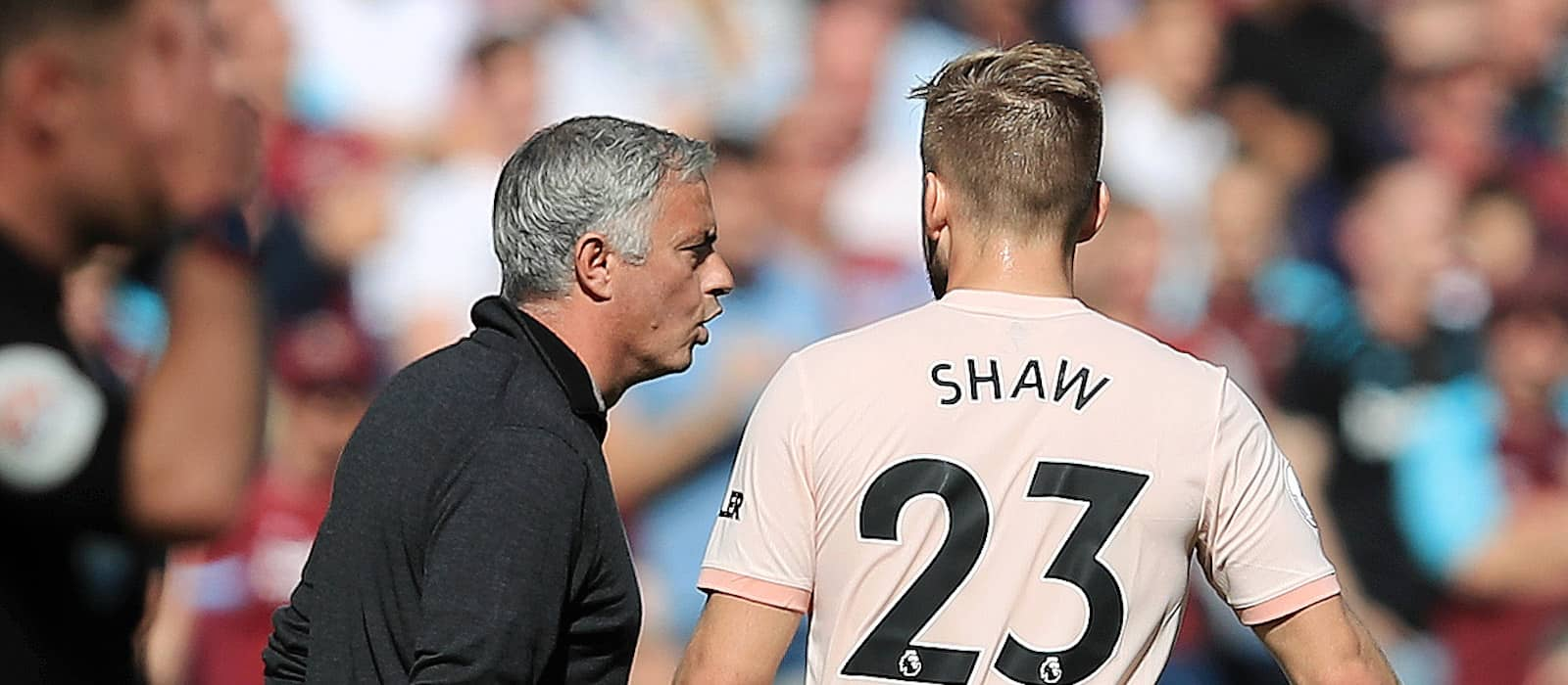 Luke Shaw reveals how he found out Jose Mourinho had been sacked