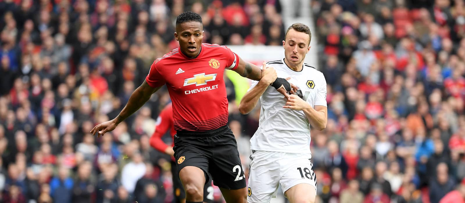 Manchester United fans hammer Antonio Valencia's performance vs Valencia