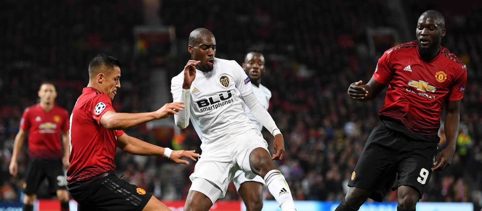 Manchester United fans mock Romelu Lukaku's performance vs Valencia