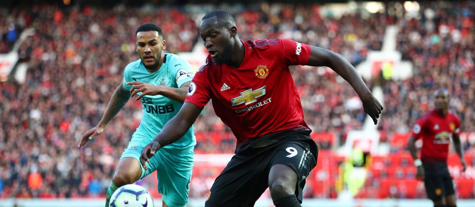Romelu Lukaku: Jose Mourinho didn't say much after Newcastle win