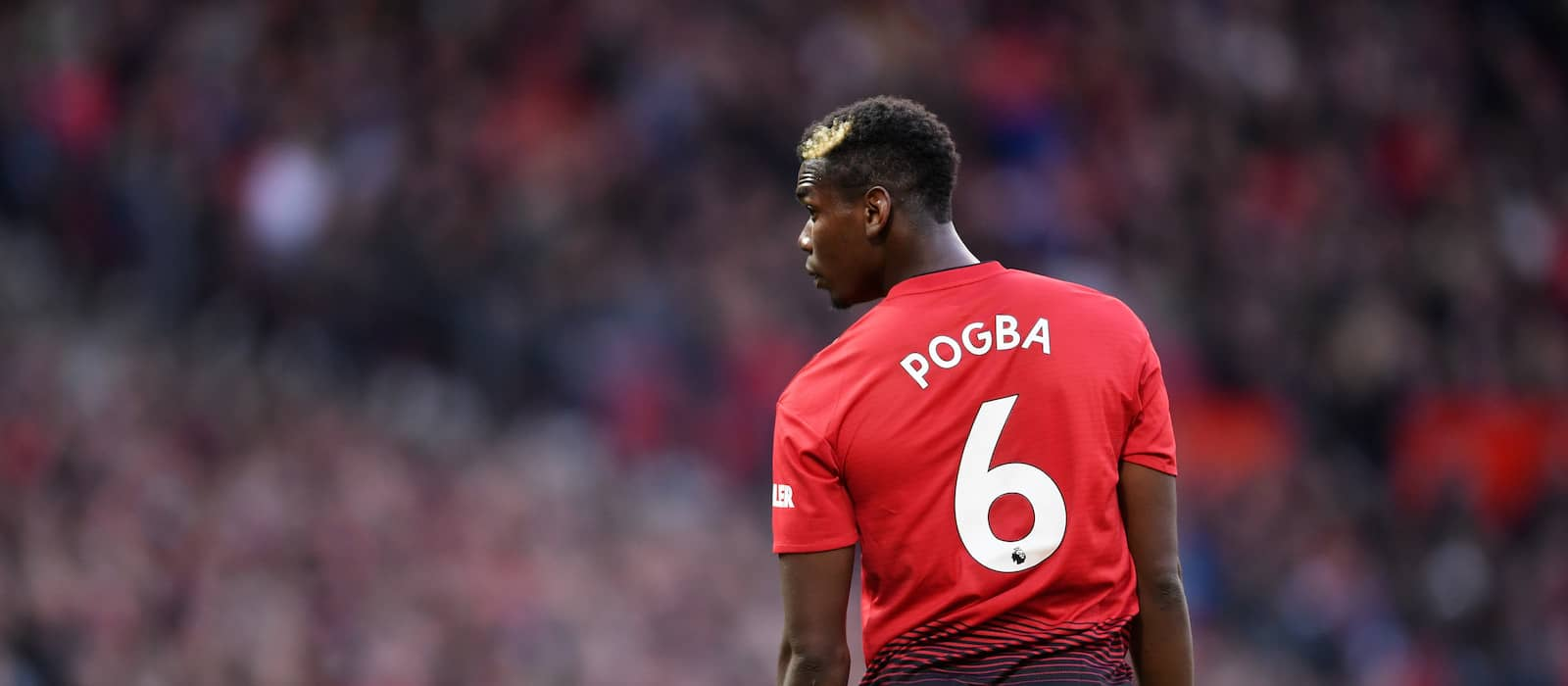 Paul Pogba produces talismanic second half performance against Newcastle United