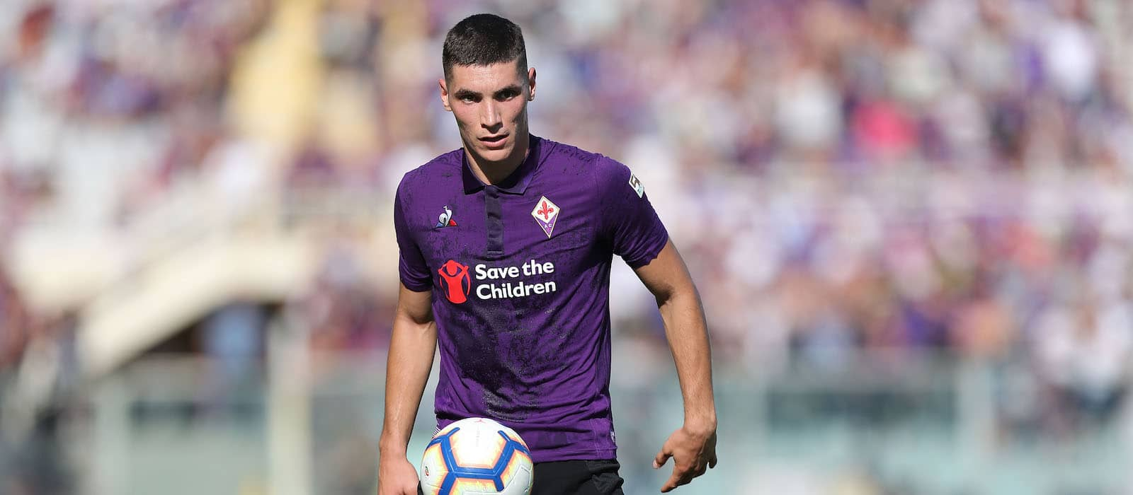 Bayern Munich to compete with Manchester United for Nikola Milenkovic: report