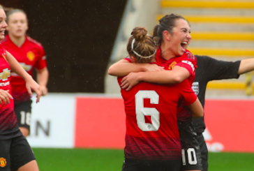Manchester United Women unbeaten in five games after 3-0 win over Charlton