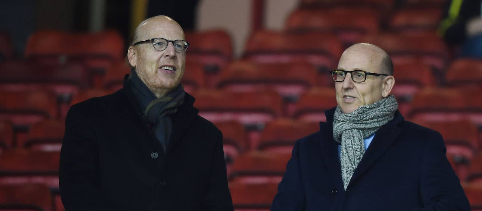 Reports on Kevin Glazer selling Manchester United shares are false