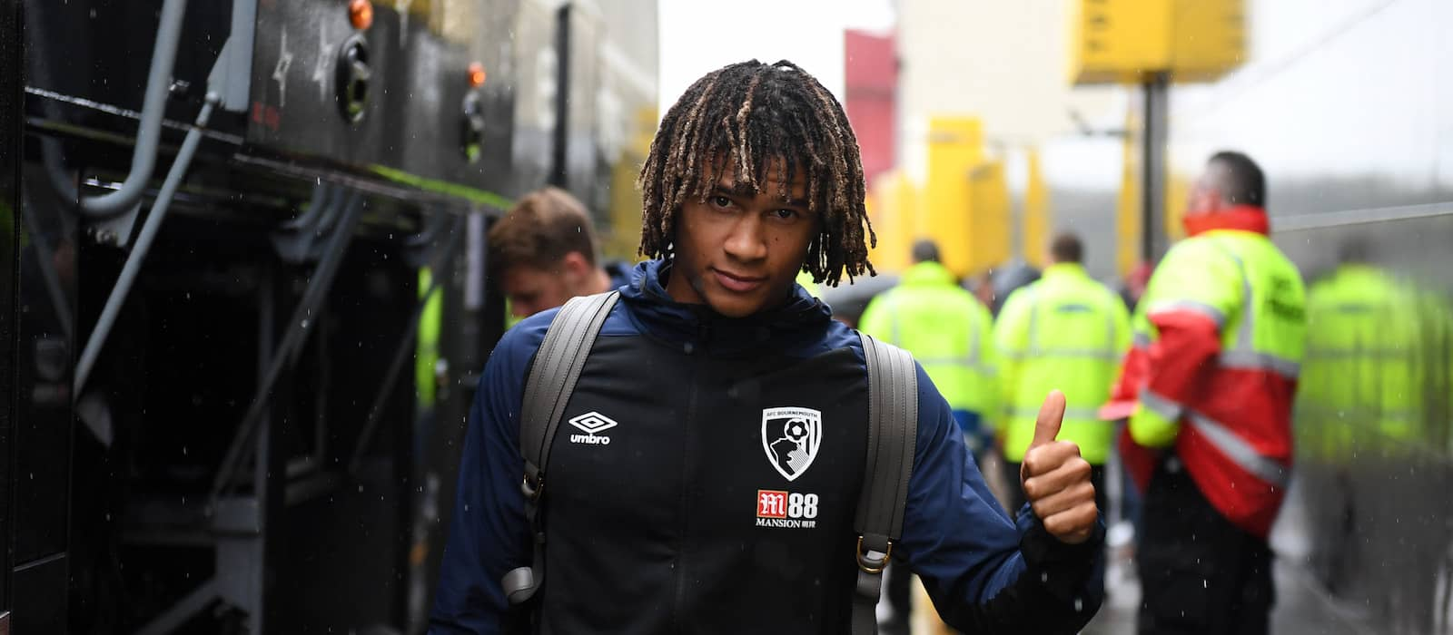 Nathan Ake: Links to Manchester United are just rumours
