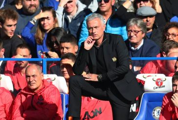 Jose Mourinho explains incident with Chelsea coach in Manchester United's draw at Stamford Bridge
