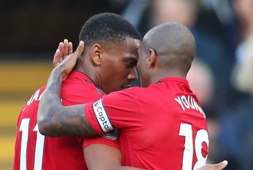 Anthony Martial nominated for PFA 'Player of the Month' award following superb October