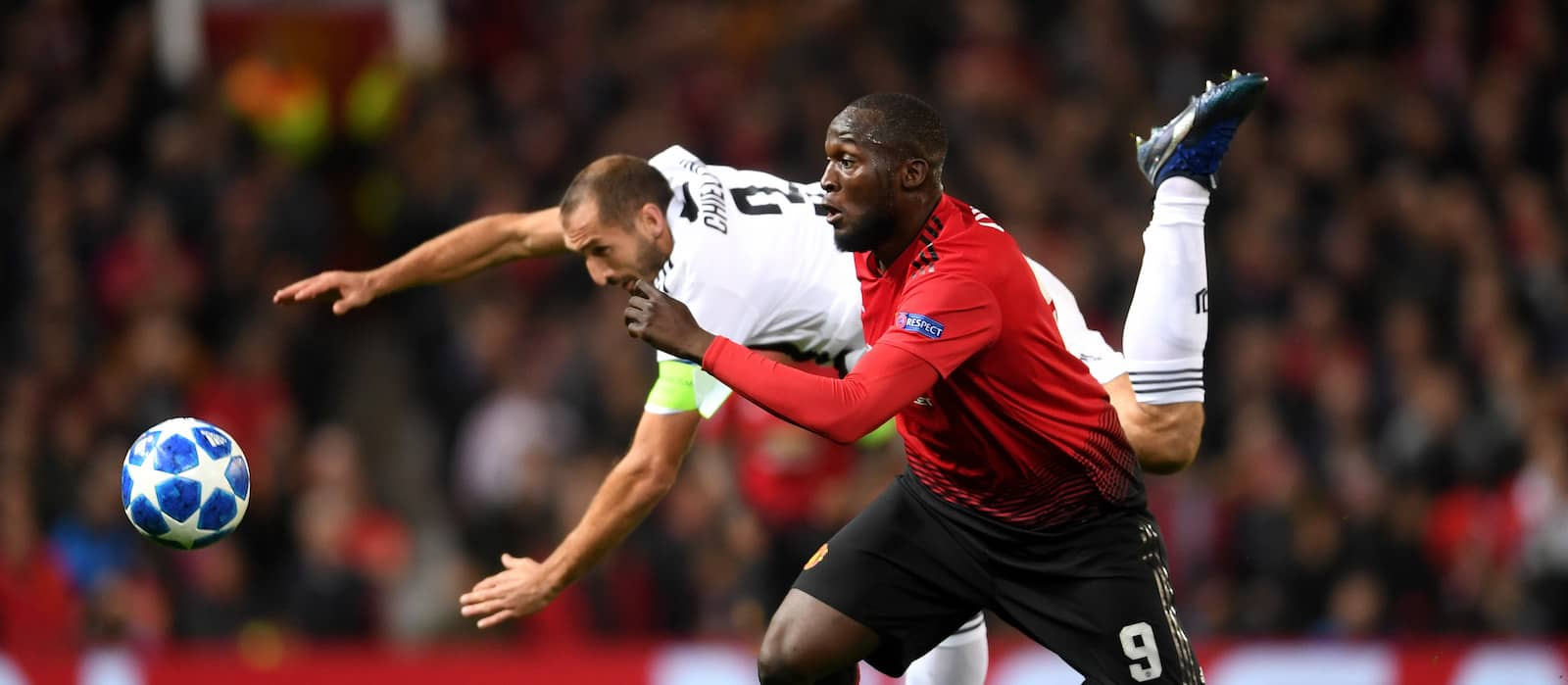 Manchester United fans furious with Romelu Lukaku's performance vs Juventus