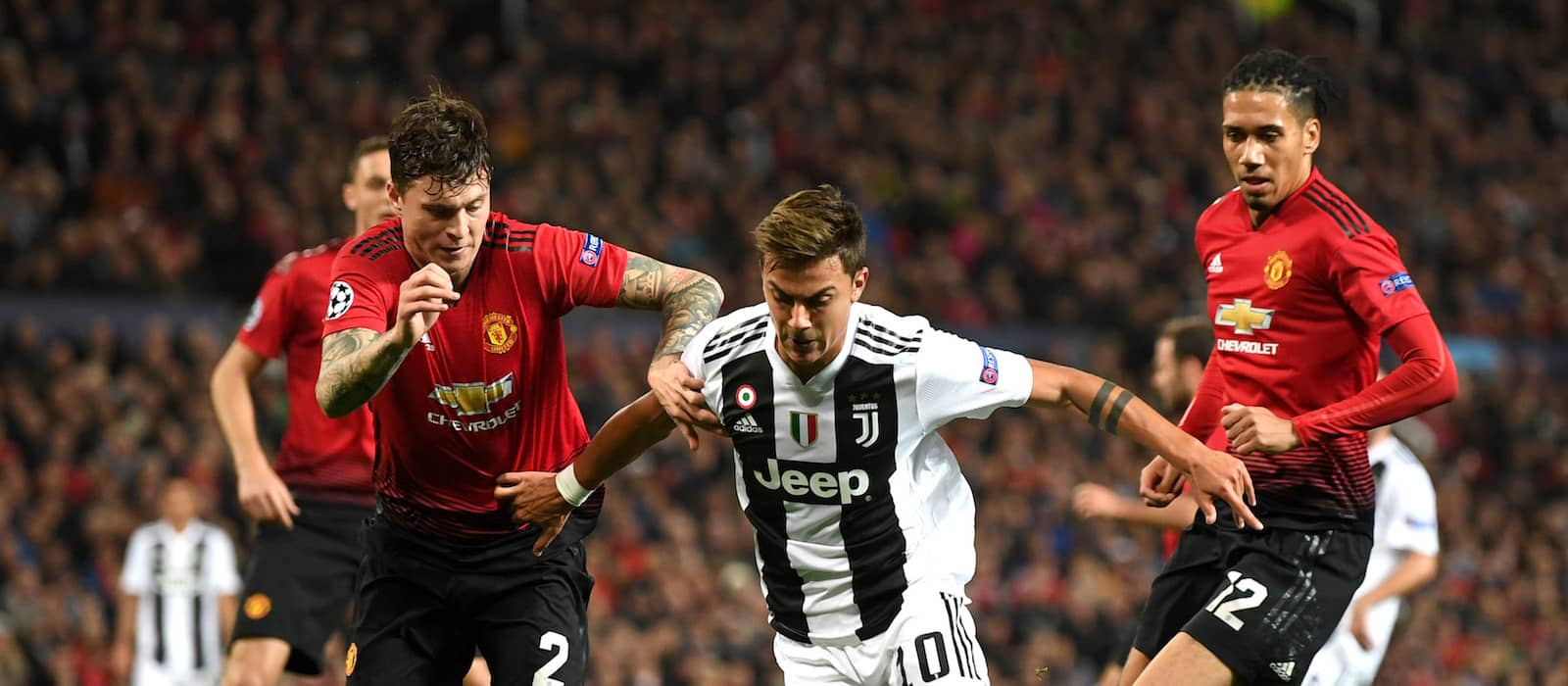Juventus vs Manchester United: Predicted starting XI