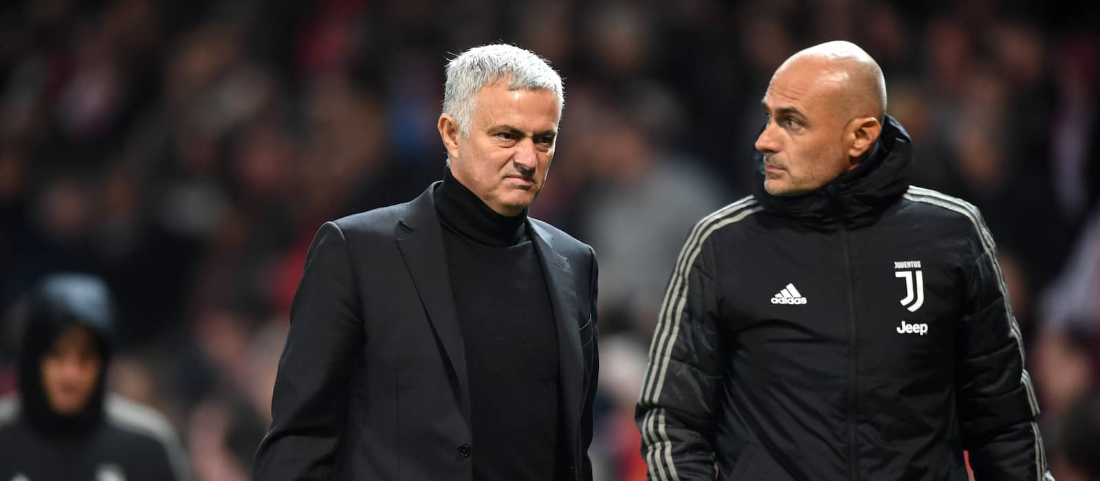 Jose Mourinho: Juventus taught Manchester United how to defend