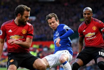 "Jose Mourinho bemoans lack of ""killer instinct"" in Manchester United side after Everton win"