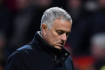 Manchester United terribly behind Premier League rivals in major stats