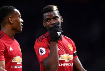 Paul Pogba: I was lucky with the penalty against Everton