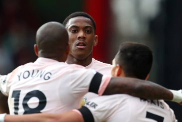 Manchester United fans happy with Anthony Martial's performance vs Bournemouth