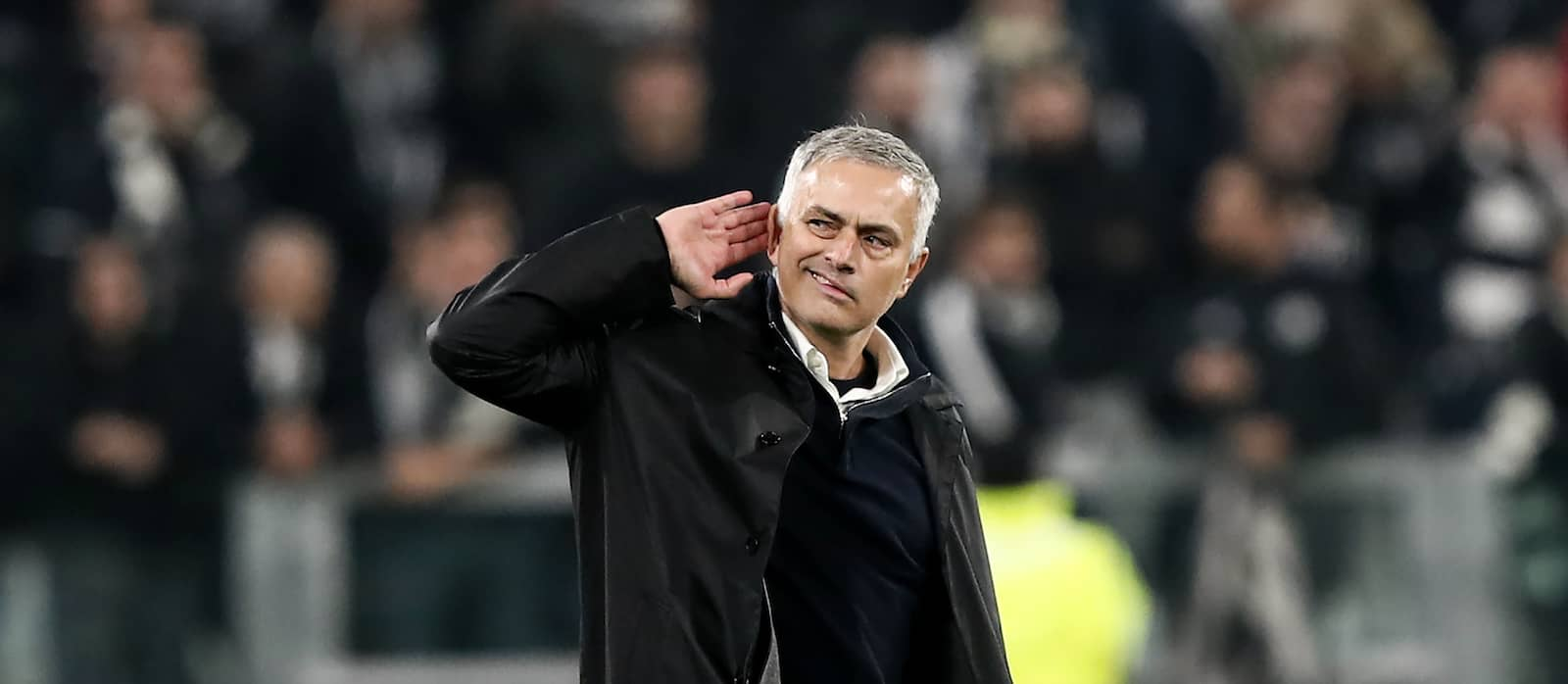 Jose Mourinho: Juventus fans berated me the whole time