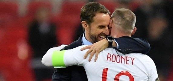 Photo gallery: Wayne Rooney makes winning farewell appearance for England