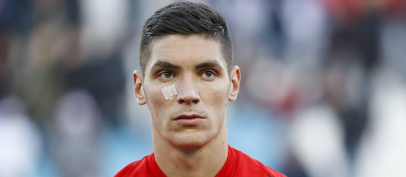 Manchester United making moves for Nikola Milenkovic and Joachim Andersen
