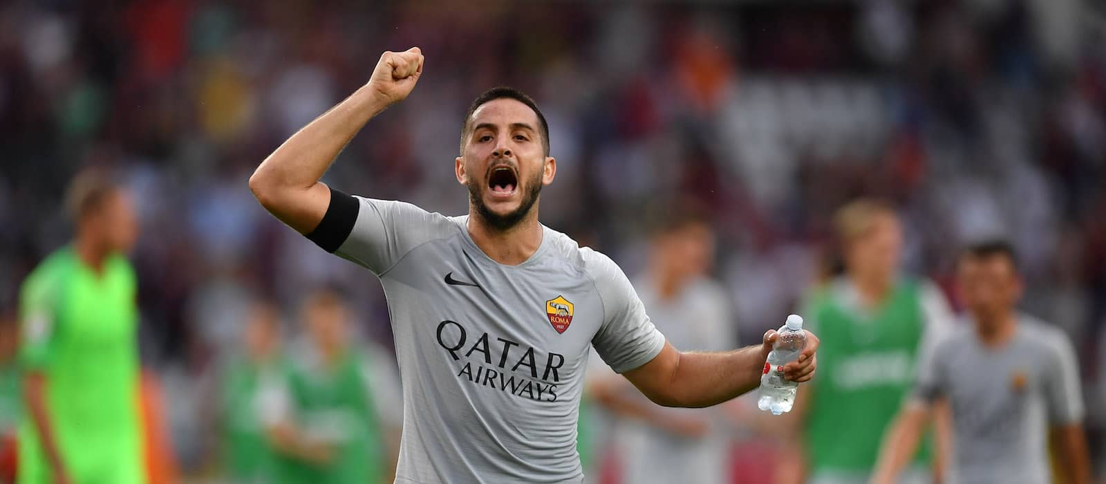 Manchester United to solve defensive crisis with Kostas Manolas: report