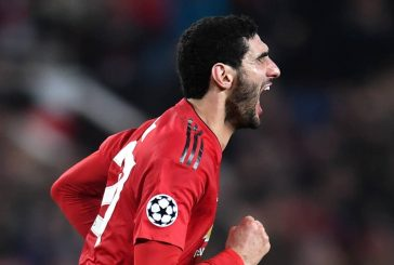Manchester United fans pleased with Marouane Fellaini's performance vs Young Boys