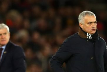 Stats don't read well for Jose Mourinho in third season at Manchester United