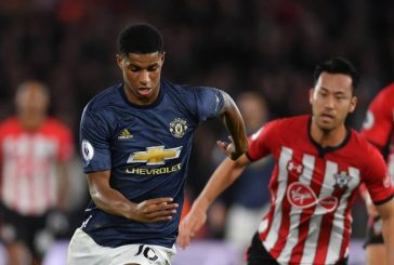 Marcus Rashford produces bold attacking display against Southampton