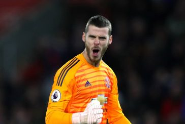 David de Gea wants huge pay raise to stay at Manchester United: report