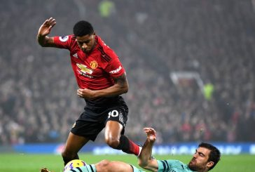 Marcus Rashford is the man of the moment for Manchester United
