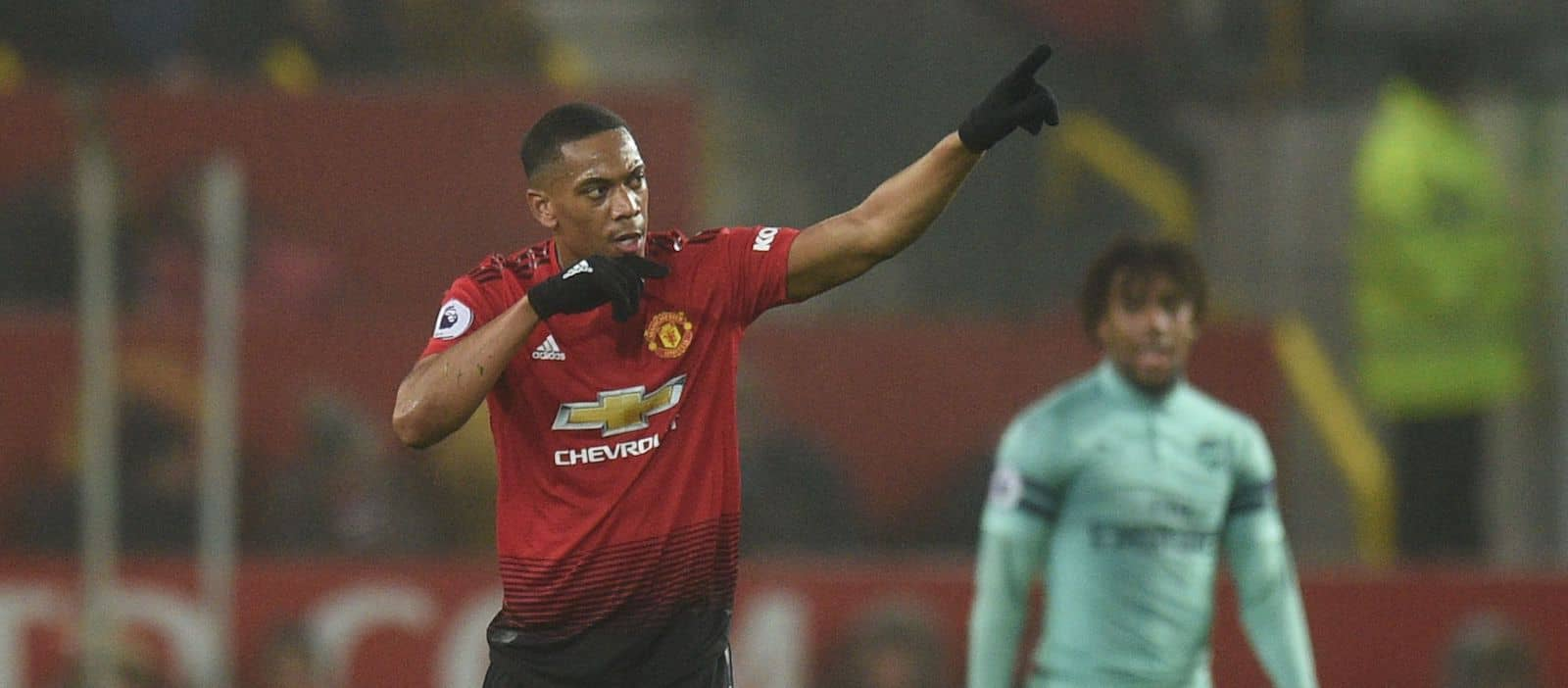 Anthony Martial steps up for Manchester United in big clash yet again