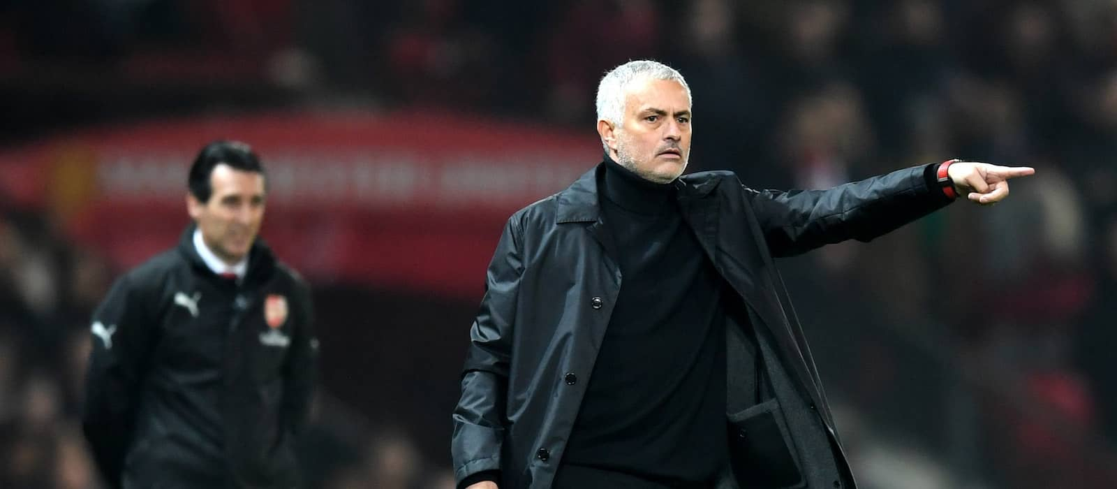 Jose Mourinho: Manchester United shot themselves in the foot against Arsenal