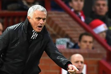 Manchester United fans react to Jose Mourinho being sacked