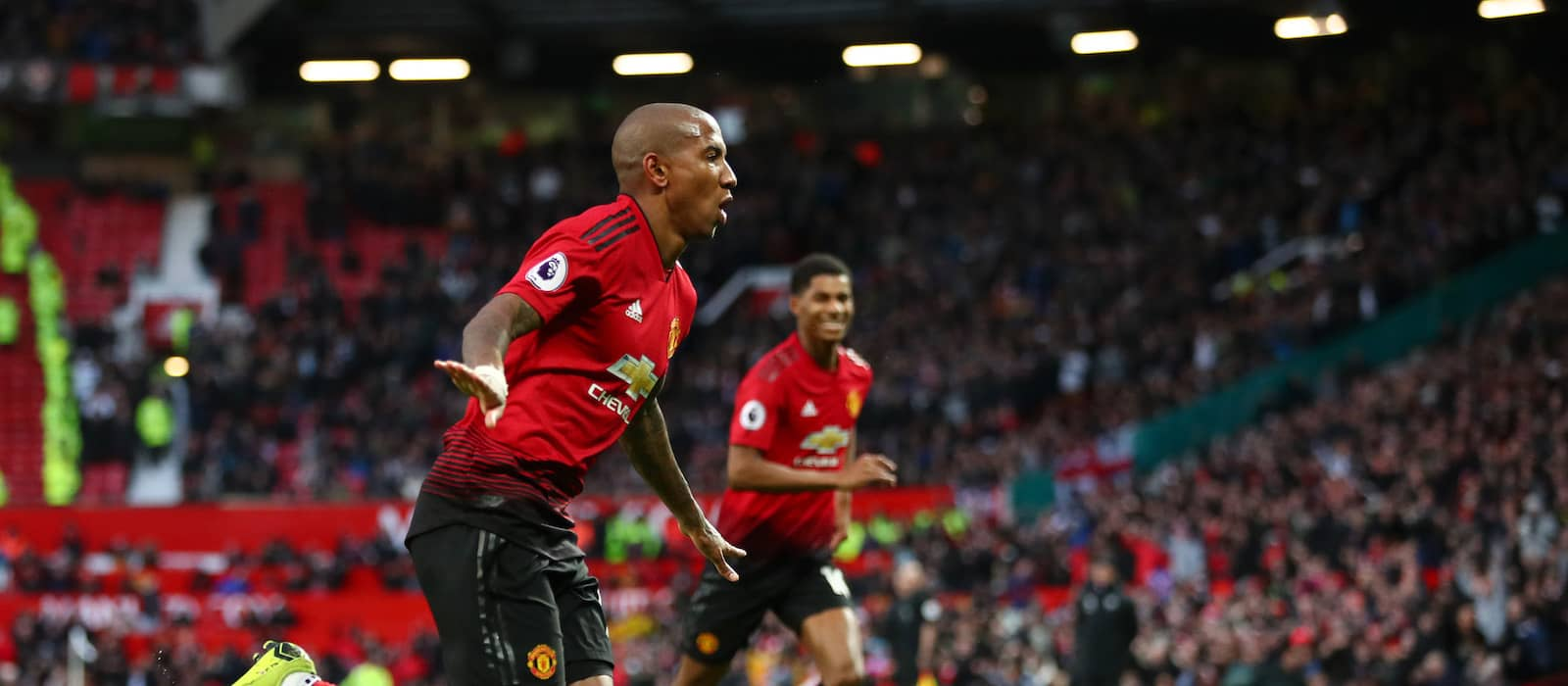 Ashley Young, Jesse Lingard, Marcus Rashford, David de Gea, Nemanja Matic and Ander Herrera to start against Liverpool – report
