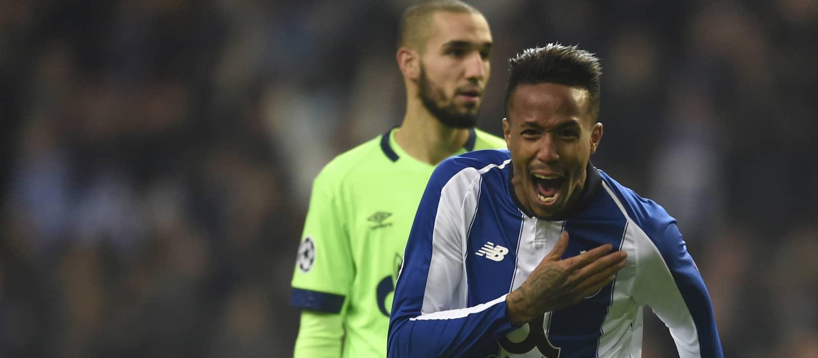 Manchester United target Porto's Eder Militao for January transfer: report