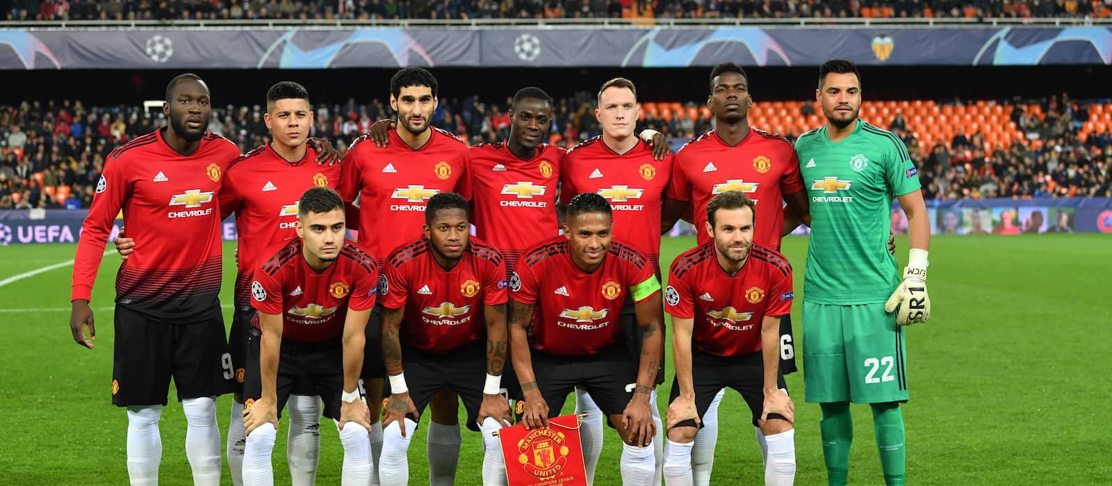 Manchester United could be without nine players for Liverpool clash – report