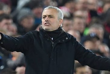 Manchester United fans want Jose Mourinho sacked immediately after Liverpool defeat