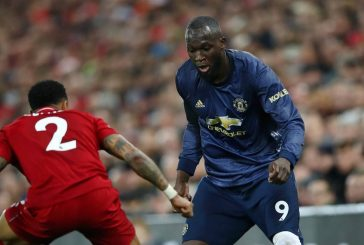 Jose Mourinho: Romelu Lukaku didn't play badly vs Liverpool