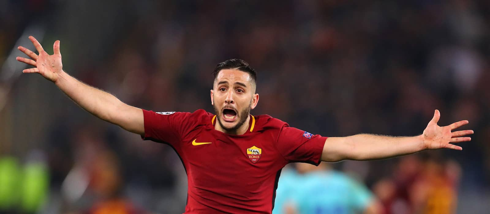 Manchester United closing in on Roma's Kostas Manolas: report