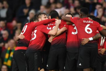 Video: Paul Pogba shows his captaincy credentials ahead of Manchester United 3-1 Huddersfield Town