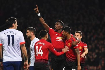 Manchester United fans react to Paul Pogba's performance vs Bournemouth