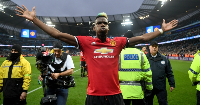 Paul Pogba's price slashed by Manchester United, report claims
