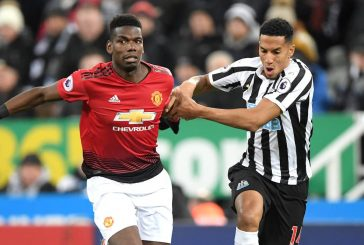 Paul Pogba suffering from injury as Manchester United travel to Dubai