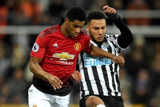 Marcus Rashford's sensational form under Ole Gunnar Solskjaer continues against Newcastle United