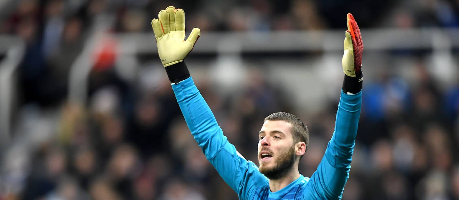 David de Gea proves the difference in Manchester United win over Tottenham