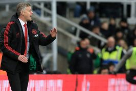 Photo gallery: Newcastle United 0-2 Manchester United