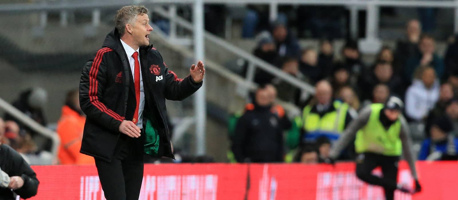 Ole Gunnar Solskjaer: These two attackers were fantastic vs Newcastle
