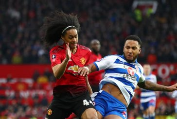 Manchester United fans delighted by Tahith Chong's debut vs Reading